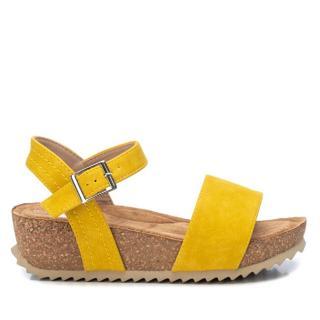 XTi Dámske sandále Yellow Nobuko Pu Ladies Sandals 34256 Yellow 38 dámské