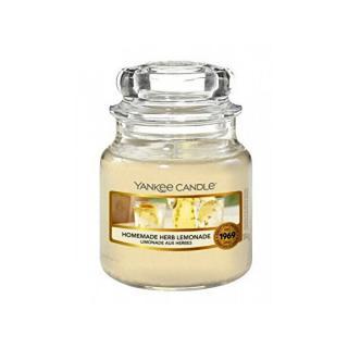 Yankee Candle Aromatická sviečka Classic malá Homemade Herb Lemonade 104 g