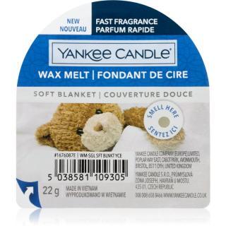 Yankee Candle Soft Blanket vosk do aromalampy I. 22 g 22 g