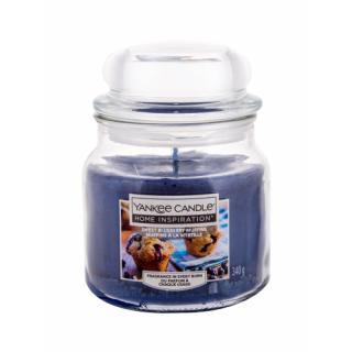 Yankee Candle Sweet Blueberry Muffins 340 g vonná sviečka unisex 340 g