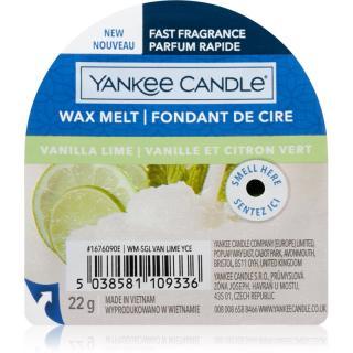 Yankee Candle Vanilla Lime vosk do aromalampy I. 22 g 22 g