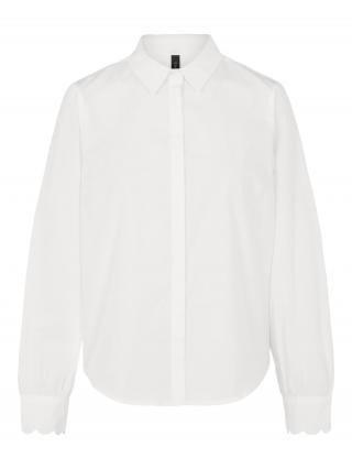 Y.A.S Blúzka Bella  biela dámské XL