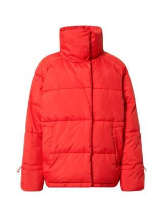Y.A.S Prechodná bunda  červená dámské L