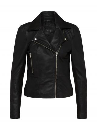 Y.A.S Prechodná bunda  čierna dámské XS