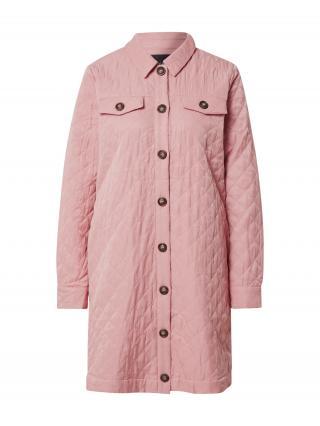 Y.A.S Prechodná bunda SCHEANA  ružová dámské XS