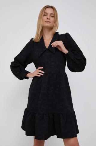 Y.A.S - Šaty dámské čierna XS