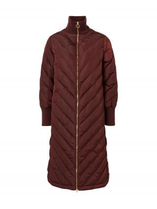 Y.A.S Zimná bunda  červená dámské M