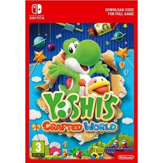Yoshis Crafted World – Nintendo Switch Digital