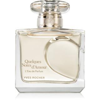 Yves Rocher Quelques Notes d'Amour parfumovaná voda pre ženy 50 ml dámské 50 ml
