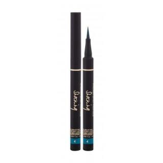 Yves Saint Laurent Shocking Effet Faux Cils 1 ml očná linka pre ženy 4 Deep Green fix v ceruzke dámské 1 ml