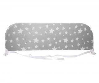 Zábrana na postel White Bílá