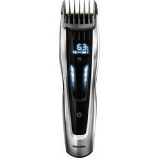 Zastrihávač vlasov Philips HC9450/20, čierna, strieborná