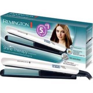 Žehlička na vlasy Remington S8500, biela, čierna, tyrkysová