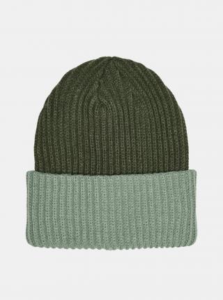 Zelená čiapka ONLY dámské ONE SIZE