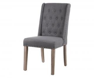 Židle Krémová
