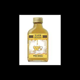 Zlatá medovina pre dedka