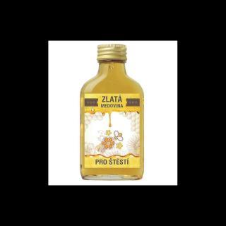 Zlatá medovina pre šťastie