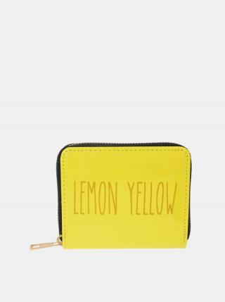 Žltá dámska peňaženka Clayre & Eef dámské
