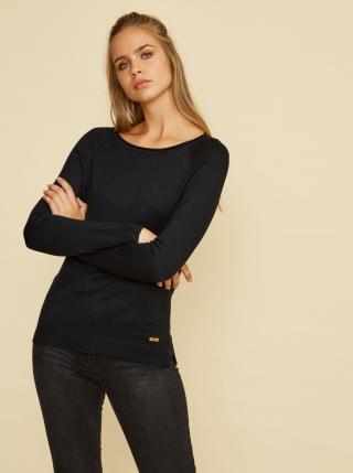 ZOOT Baseline čierne basic dámska sveter Ema - L dámské čierna L