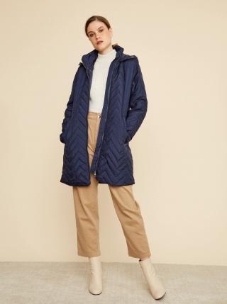 ZOOT Baseline modré kabát Molly - XS dámské modrá XS