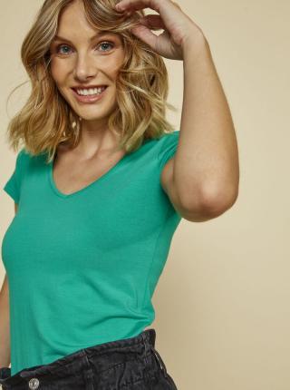 ZOOT Baseline zelené dámske tričko Lia - XS dámské zelená XS